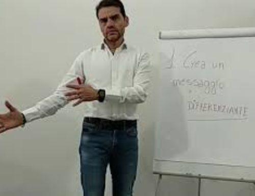 Video 4: Crea un messaggio differenziante